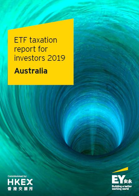 澳洲投资者交易所买卖基金税务报告2019