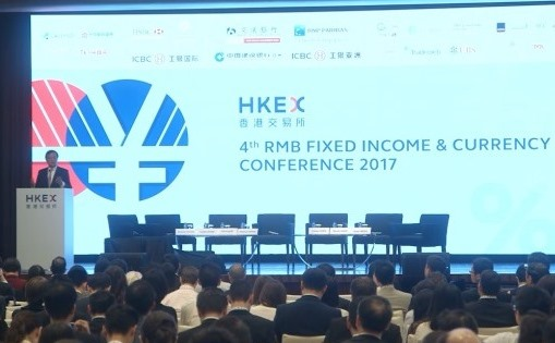 Bond Connect a Hot Topic at RMB FIC Conference